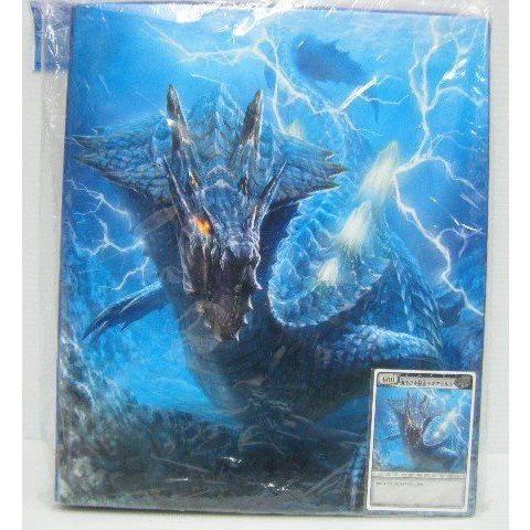 Monster Hunter Hunting Card Card Binder Lagiacrus フィギュア 人形 おもちゃ