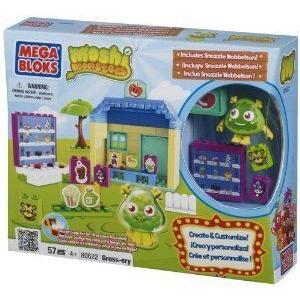 Moshi Monsters (モシモンスターズ) Grossery Store ブロック おもちゃ