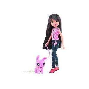 Moxie Girls Poopsy Pets Lexa ドール 人形 フィギュア