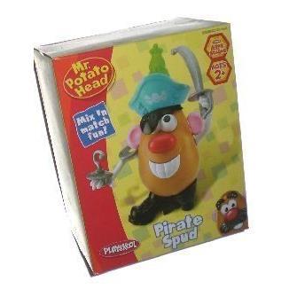 Mr. Potato Head ミスターポテトヘッド Pirate Spud フィギュア 人形 おもちゃ