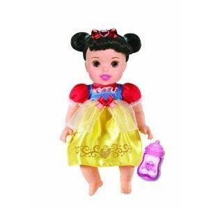 My First Disney (ディズニー)Princess Deluxe Baby Snow 白い (白雪姫) Doll ドール 人形 フィギュア