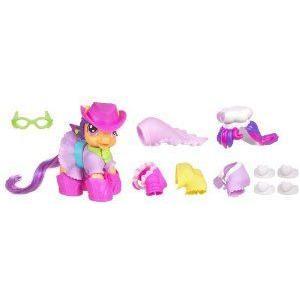 My Little Pony (マイリトルポニー) Dress Up Pony - DRESS UP WITH SCOOTALOO ドール 人形 フィギュア