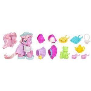 My Little Pony (マイリトルポニー) Dress Up Pony - TEA PARTY WITH ピンクIE PIE ドール 人形 フィギュア