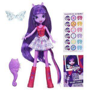 My Little Pony (マイリトルポニー) Equestria Girls - Twilight Sparkle Doll ドール 人形 フィギュア