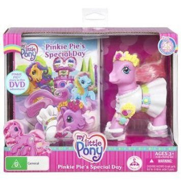 My Little Pony (マイリトルポニー) ピンクie Pies Special Day Playset