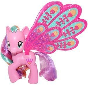 My Little Pony (マイリトルポニー) Ploomette Glimmer Wing Doll Toys Model, Equestria Girls Dolls, S