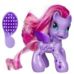 My Little Pony (マイリトルポニー) Ponyville Cutie Mark Design StarSong Pony Figure ドール 人形 フ