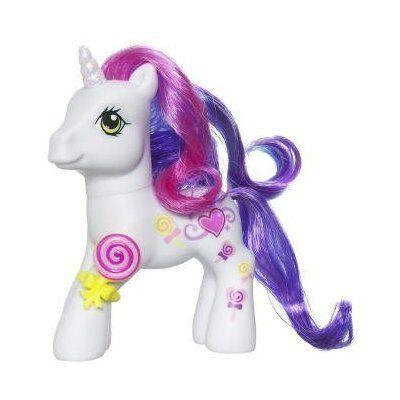 My Little Pony マイリトルポニー Cutie Mark Design Sweetie Belle Pony Figure フィギュア 人形 おもち