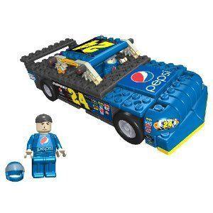 NASCAR 24 Pepsi Car Building Set ブロック おもちゃ