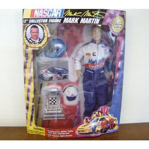 NASCAR MARK MARTIN SPECIAL EDITION COLLECTOR FIGURE フィギュア ダイキャスト 人形