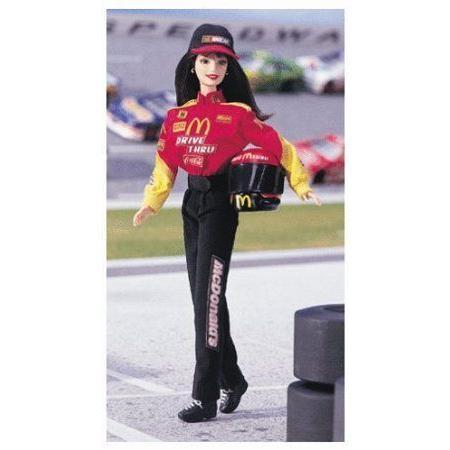 NASCAR OFFICIAL #94 Barbie(バービー) ドール 人形 フィギュア