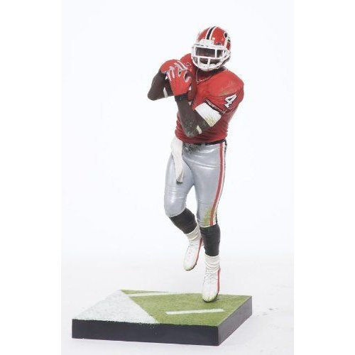 NCAA College Football Champ Bailey Action Figure フィギュア ダイキャスト 人形