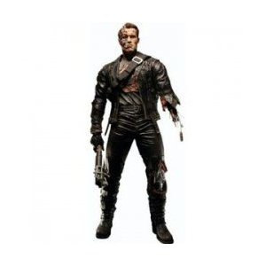 Neca ターミネーター 2 12 Inch フィギュア Battle Damaged T800 131002fnp