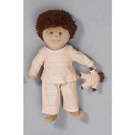 Nighty Night Doll Hispanic Boy The Children's Factory ドール 人形 フィギュア