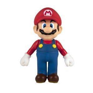 Nintendo Super Mario (スーパーマリオ) Classic 5 Collectible Vinyl フィギュア 人形 - Mario Mulit フ