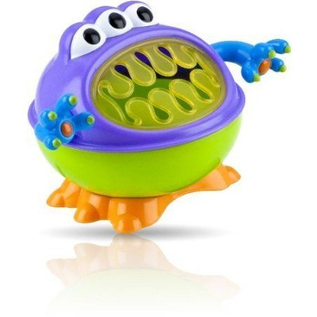 Nuby 3-D Monster Snack Keeper Case Pack 24 フィギュア おもちゃ 人形