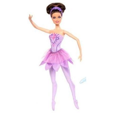Odette Barbie(バービー) ピンク Shoes Opp Ballerina Doll ドール 人形 フィギュア