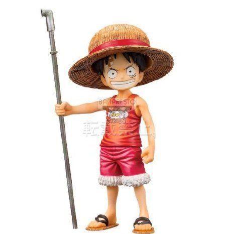 One Piece (ワンピース) Grandline Children Vol.1 - Monkey D Luffy フィギュア おもちゃ 人形