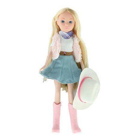 Paradise Horses 10 inch Cowgirl Doll - Chloe ドール 人形 フィギュア