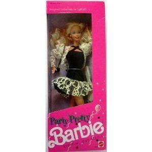 Party Pretty Barbie(バービー) #5955 - Mattel ドール 人形 フィギュア
