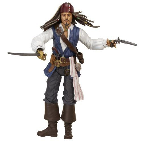 Pirates Of The Caribbean パイレーツオブカリビアン 12 Collector Figure Wave #1 Jack Sparrow 12 フィ