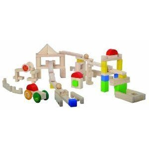 Plan Education Block And Construction Space Blocks - Large ブロック おもちゃ