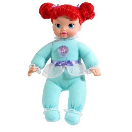 Playmates Disney (ディズニー)My Baby Princess Hug'n Glow Ariel Doll ドール 人形 フィギュア