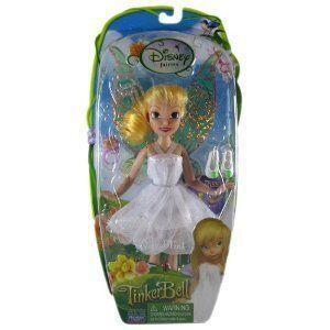 Playmates Toys Disney (ディズニー) Fairies Tinkerbell (ティンカーベル) & The Lost Treasure 8 Inch