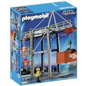 PLAYMOBIL (プレイモービル) Loading Terminal ブロック おもちゃ