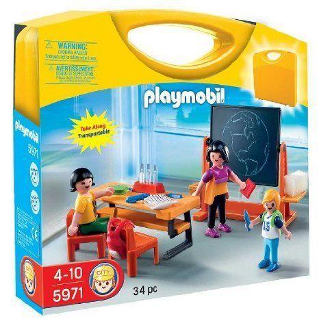 Playmobil School プレイセット - 5971 ブロック おもちゃ