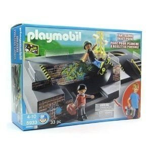 Playmobil Take Along Skate Park