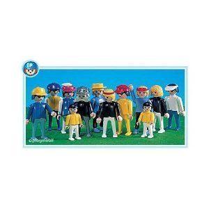 Playmobil Twelve Asstd フィギュアs