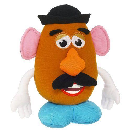 Playskool Toy Story 3 トイストーリー3 Mr. Potato Head 10in Talking Tater フィギュア ダイキャスト