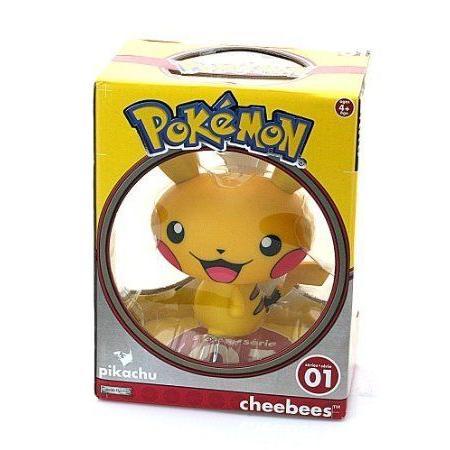Pokemon (ポケモン) Pikachu Vinyl Cheebees フィギュア
