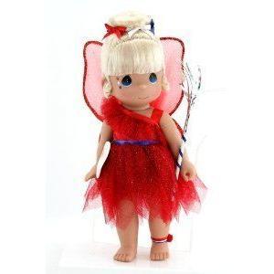 Precious Moments Disney (ディズニー)Tinker Boom Tinkerbell (ティンカーベル) 赤 12 Doll ドール 人
