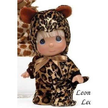 Precious Moments Dolls - Call of the Wild Leonard the Leopard #5362 ドール 人形 フィギュア