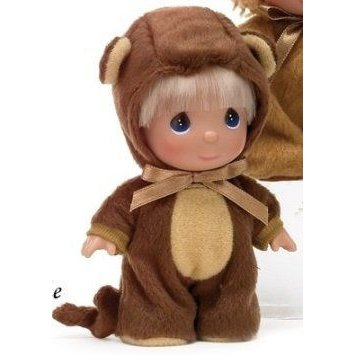 Precious Moments Dolls - Call of the Wild Manny the Monkey #5358 ドール 人形 フィギュア
