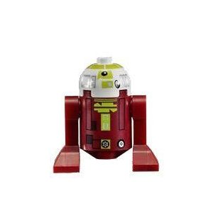 R7-A7 (ゴールドie) - LEGO (レゴ) Star Wars (スターウォーズ) Minifigure ブロック おもちゃ