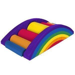Rainbow SoftZone ブロック おもちゃ