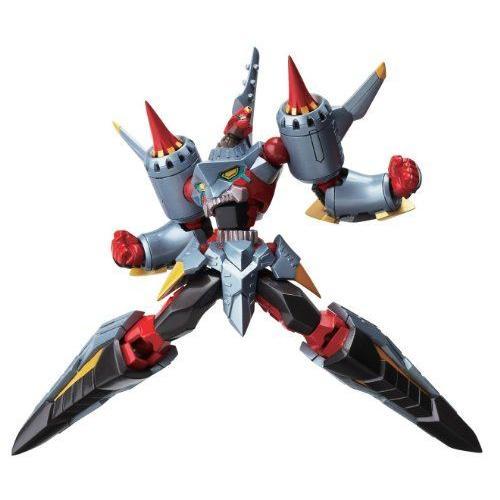Revoltech Yamaguchi Super Poseable Action Figure #070 Arch Gurren Lagann フィギュア ダイキャスト