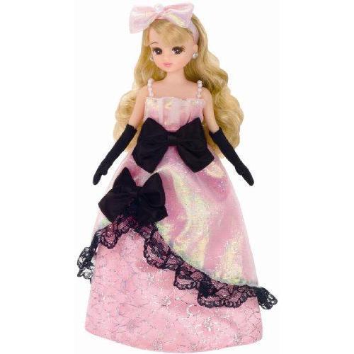 Ricca-chan LD-03 Aurora オーロラ ピンク フィギュア 人形 おもちゃ