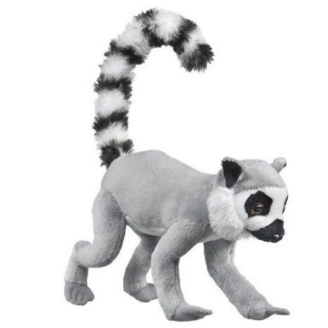 Ring Tail Lemur 8 by Wild Life Artist by Wild Life Artist TOY ドール 人形 フィギュア