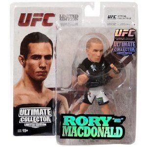 Rory MacDonald Round 5 UFC (総合格闘技 アルティメット) Ultimate Collector Series 13 限定品 #/750