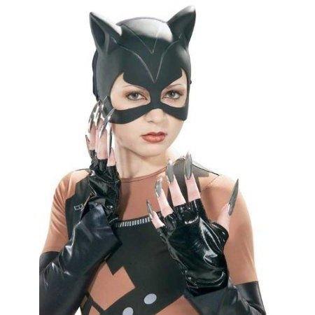 Rubies DC Comics (DCコミックス) Catwoman Costume Accessory Kit by Rubies TOY ドール 人形 フィギュ