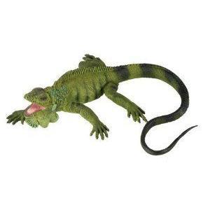 Safari Ltd Wild Safari Wildlife Iguana フィギュア おもちゃ 人形
