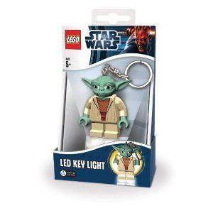 Santoki LEGO (レゴ) Yoda (ヨーダ) Key Light ブロック おもちゃ