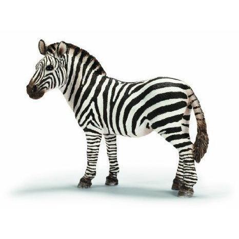 Schleich (シュライヒ) Female Zebra by Schleich (シュライヒ) TOY ドール 人形 フィギュア