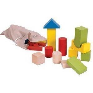 Schylling Bag of Blocks ブロック おもちゃ