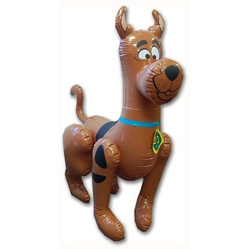 Scooby-Doo 45 Character Inflatable Toy フィギュア ダイキャスト 人形