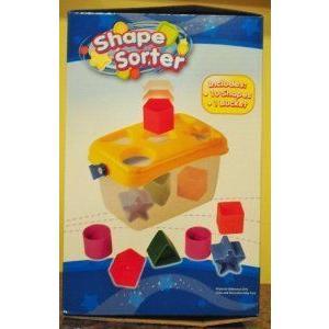 Shape Sorter Bucket ブロック おもちゃ